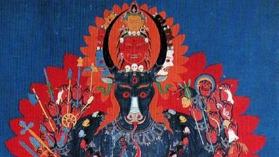 La Théosophie et le Livre des morts tibétain